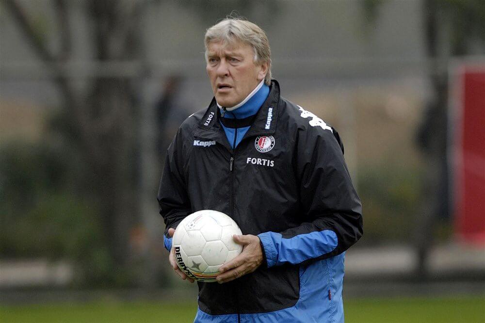 Voormalig keeperstrainer Pim Doesburg overleden; image source: Pro Shots