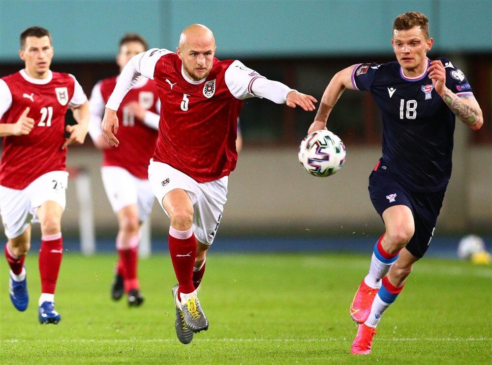 LASK bevestigt aanstaande transfer van Gernot Trauner naar Feyenoord; image source: Pro Shots