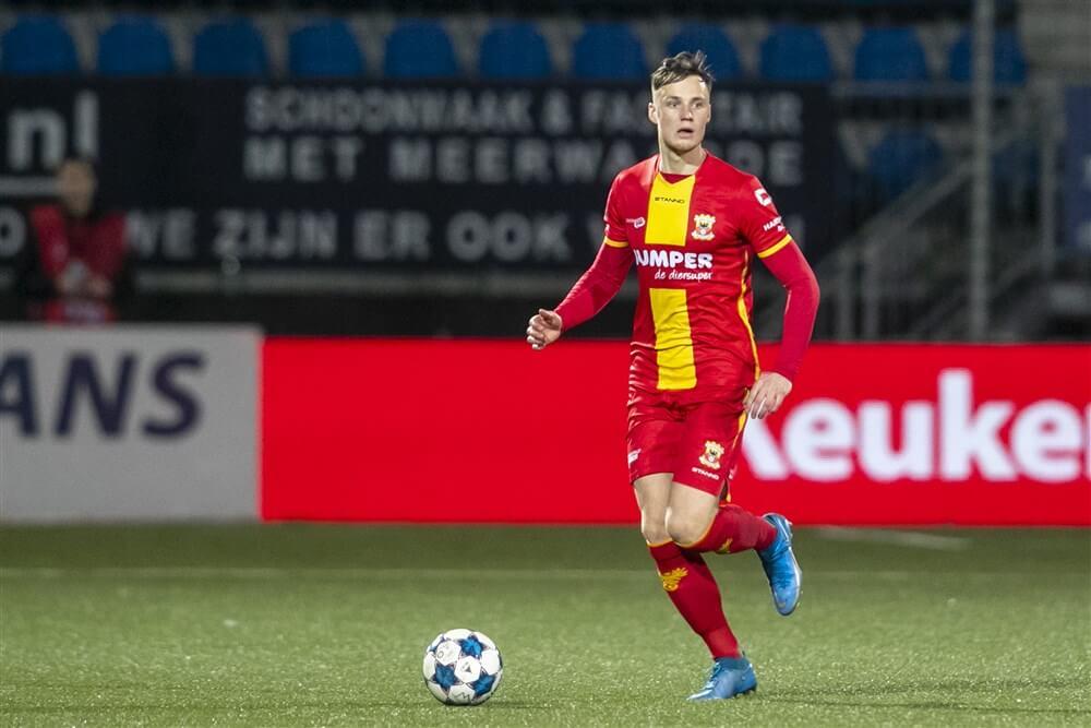Feyenoord-target Sam Beukema vertrekt naar AZ; image source: Pro Shots