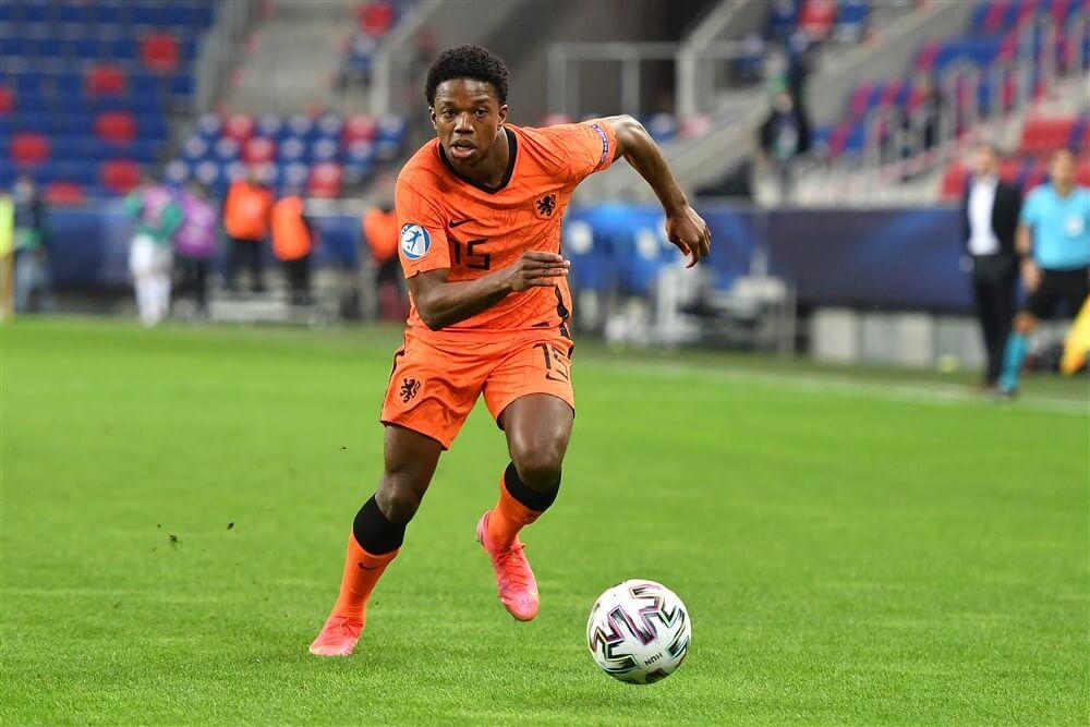 Voorselectie Jong Oranje wederom met Justin Bijlow, Lutsharel Geertruida en Tyrell Malacia; image source: Pro Shots