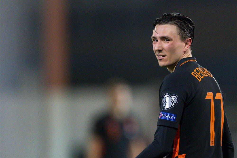 Steven Berghuis enige Feyenoorder in voorselectie Oranje voor EK; image source: Pro Shots