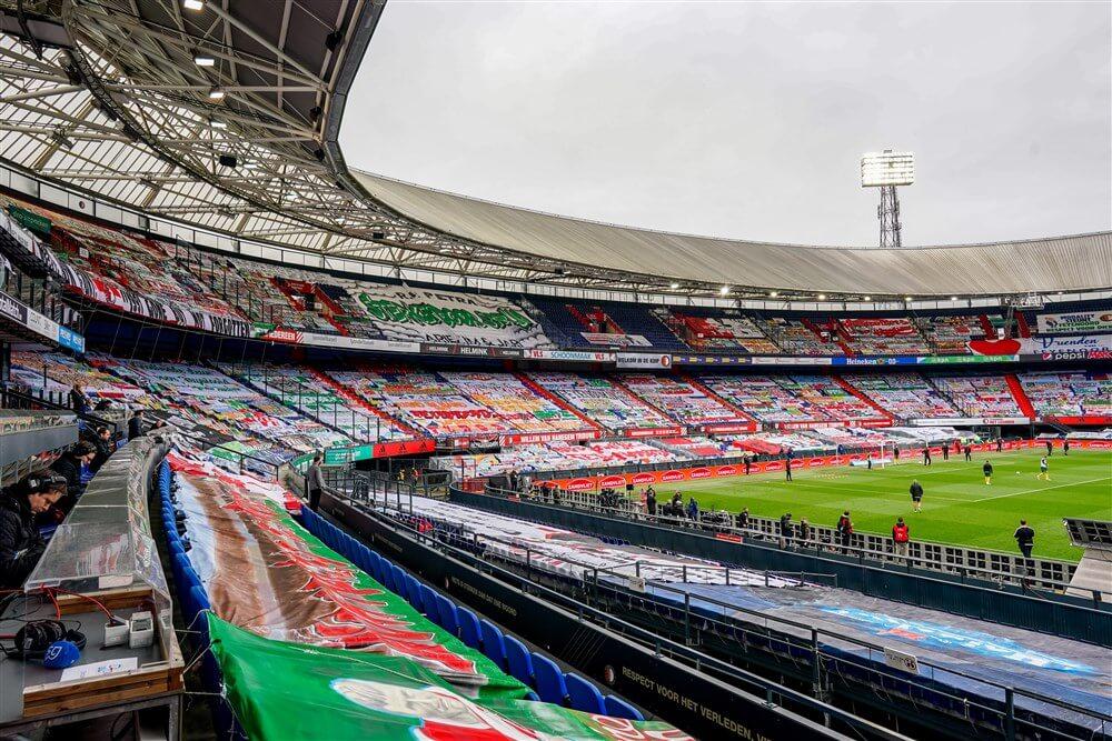 """""""Feyenoord geeft groen licht voor business case nieuwe stadion""""; image source: Pro Shots"""