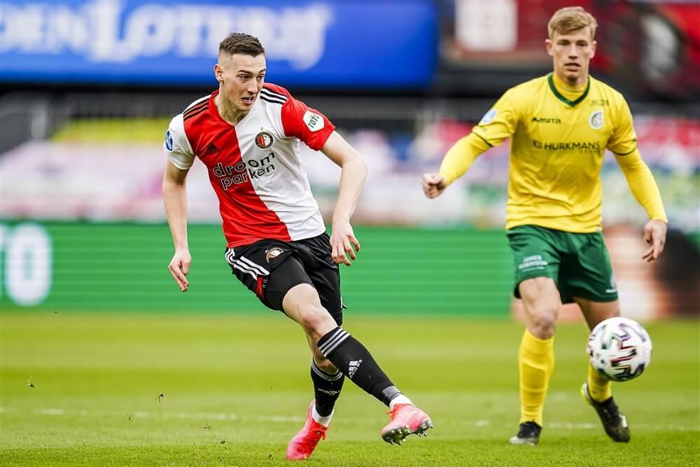 Zoekend Feyenoord boekt moeizame overwinning op Fortuna; image source: Pro Shots