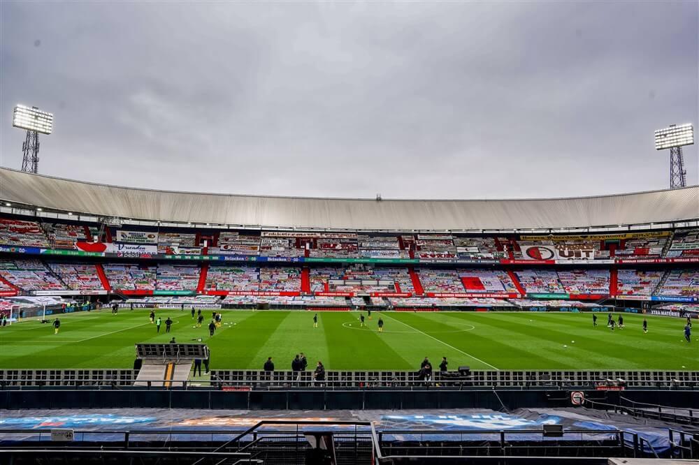 Grasmat De Kuip wederom de beste in Eredivisie; image source: Pro Shots