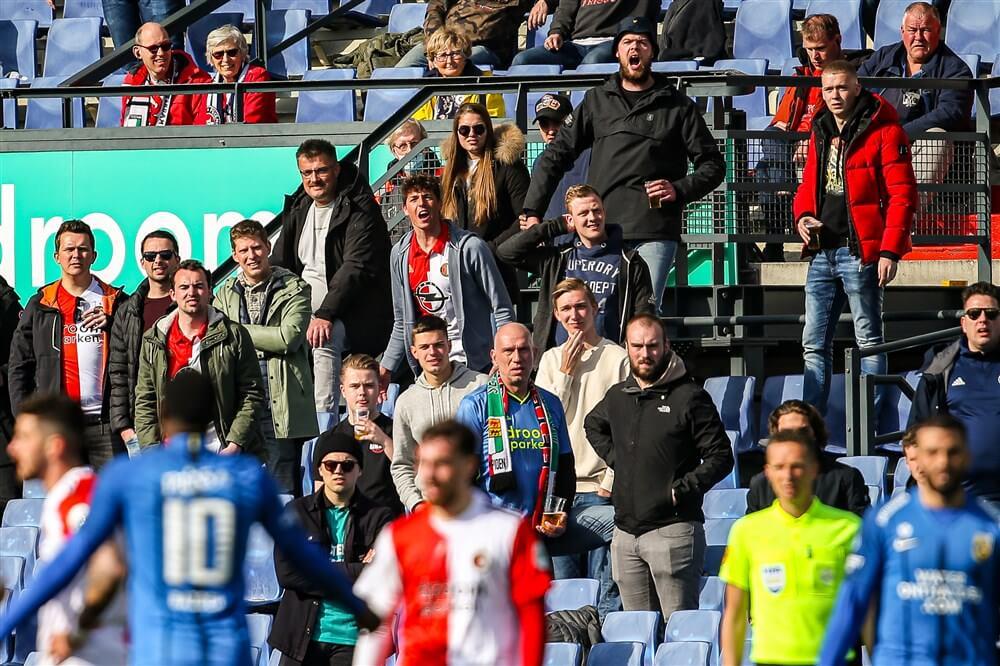 Definitief: Publiek welkom in de play-offs; image source: Pro Shots