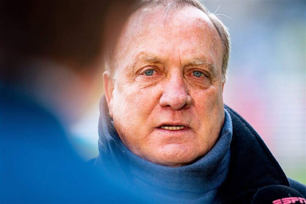 """""""Dick Advocaat wil door bij Feyenoord tot het einde van het seizoen""""; image source: Pro Shots"""