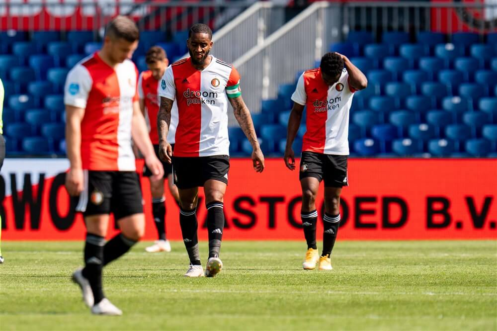 Onmachtig Feyenoord verliest weinig enerverende Klassieker; image source: Pro Shots