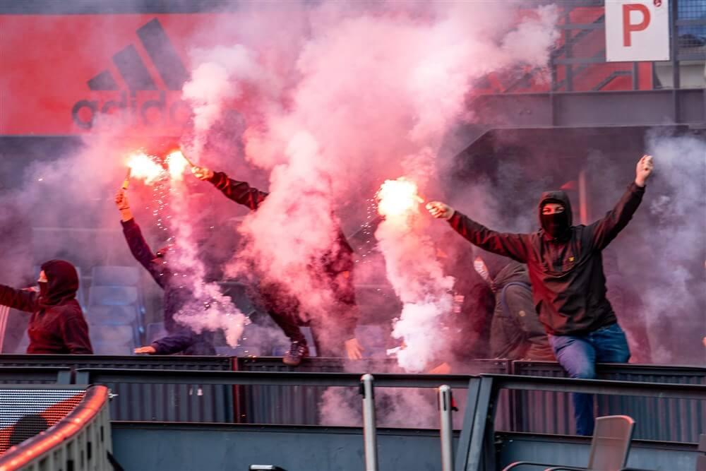 """""""Aanklager KNVB start onderzoek naar supportersactie in De Kuip""""; image source: Pro Shots"""
