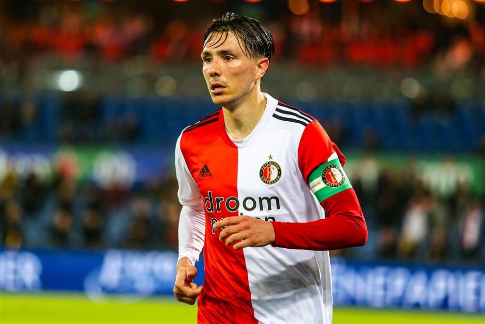 """""""Geen gelimiteerde afkoopsom, maar minimale opbrengst in contract Steven Berghuis""""; image source: Pro Shots"""