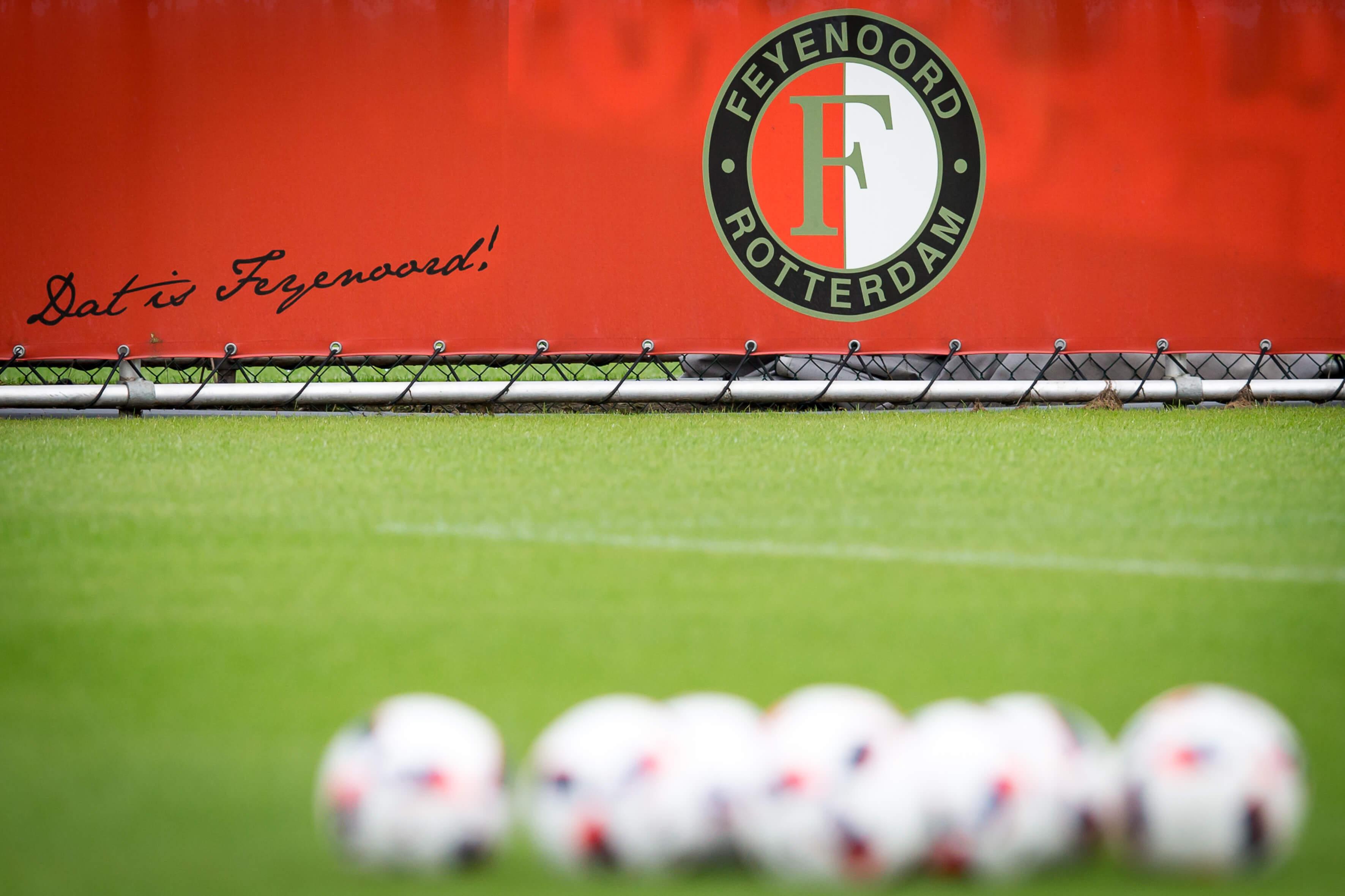 Feyenoord bij behalen van halve finale beker tegen Ajax; image source: Pro Shots