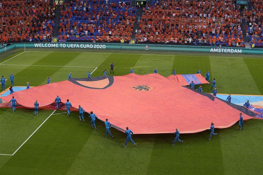 Geen speeltijd voor Steven Berghuis bij overwinning van Oranje; image source: Pro Shots