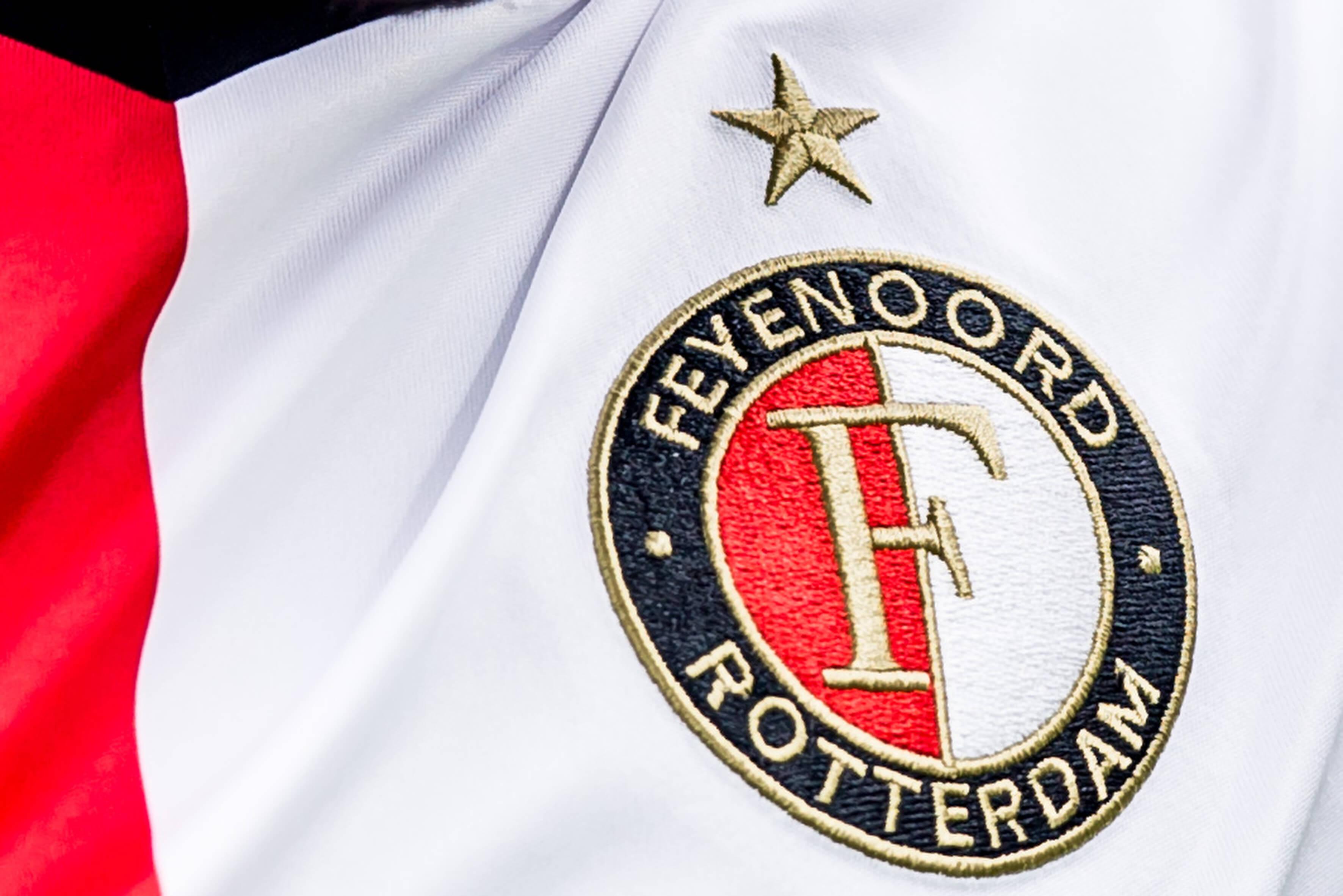 TOTO nieuwe mouwsponsor van Feyenoord; image source: Pro Shots