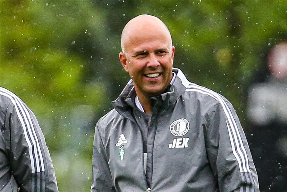 Voorbereiding Feyenoord maandag begonnen, Nicolai Jørgensen ontbreekt; image source: Pro Shots