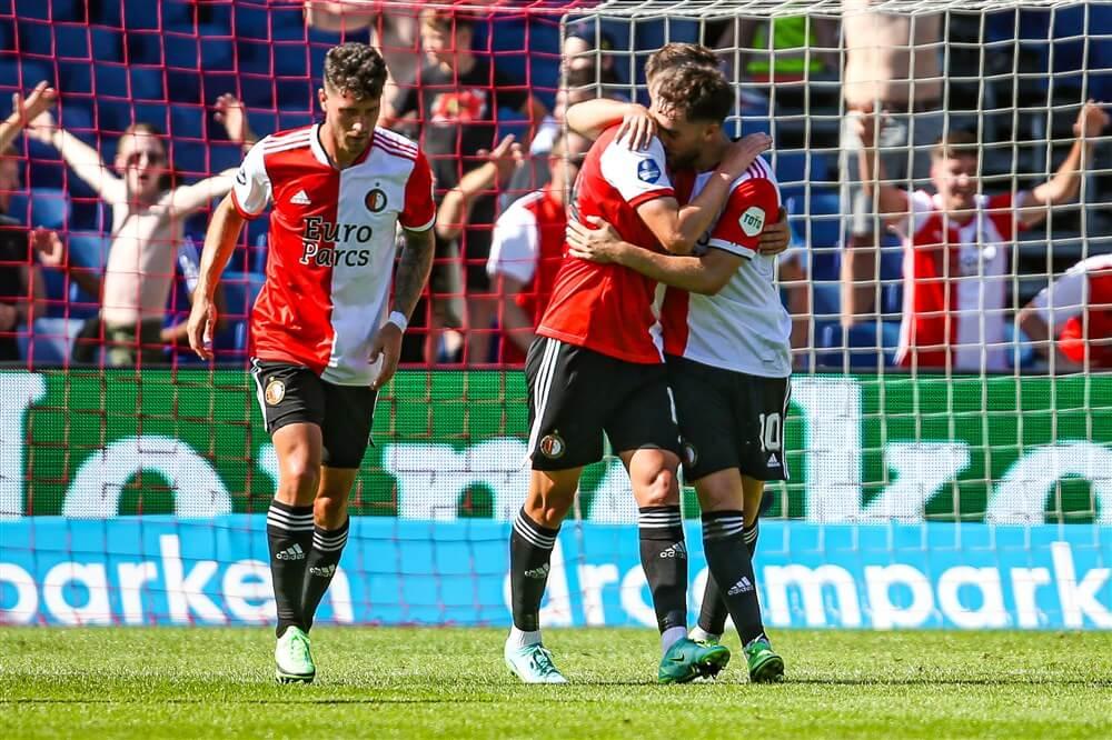 Feyenoord lijkt klaar voor nieuwe seizoen na uitstekende oefenwinst tegen Werder Bremen; image source: Pro Shots