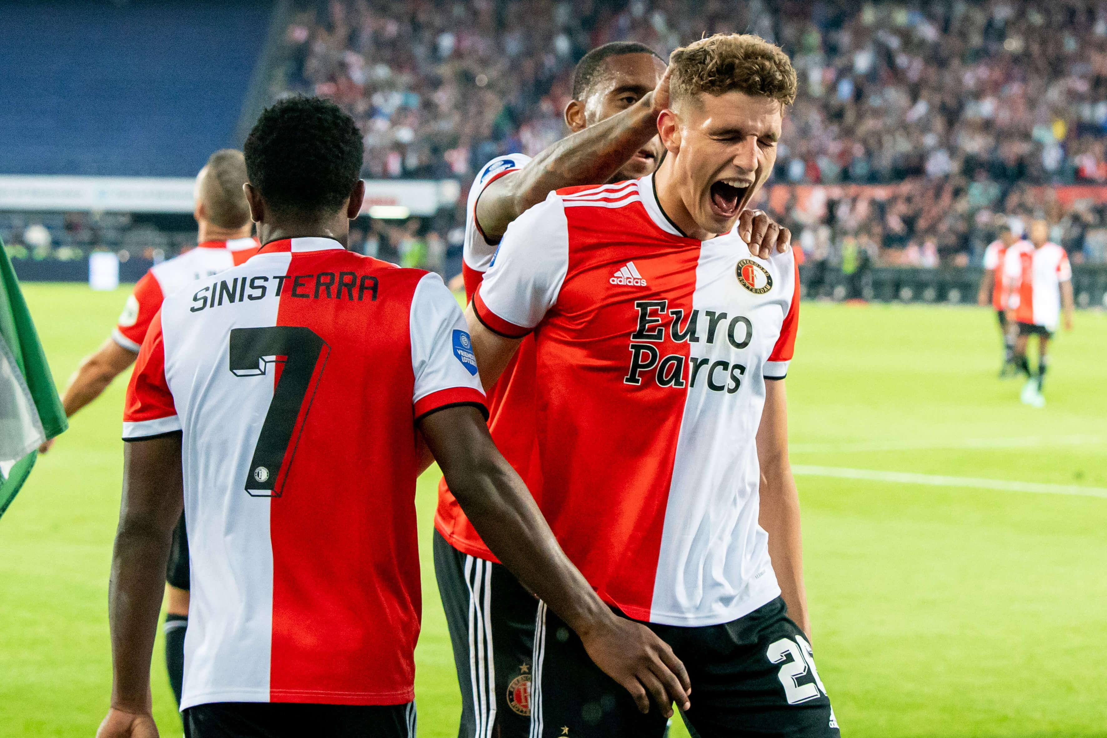 Feyenoord in volgende ronde tegen FC Luzern; image source: Pro Shots