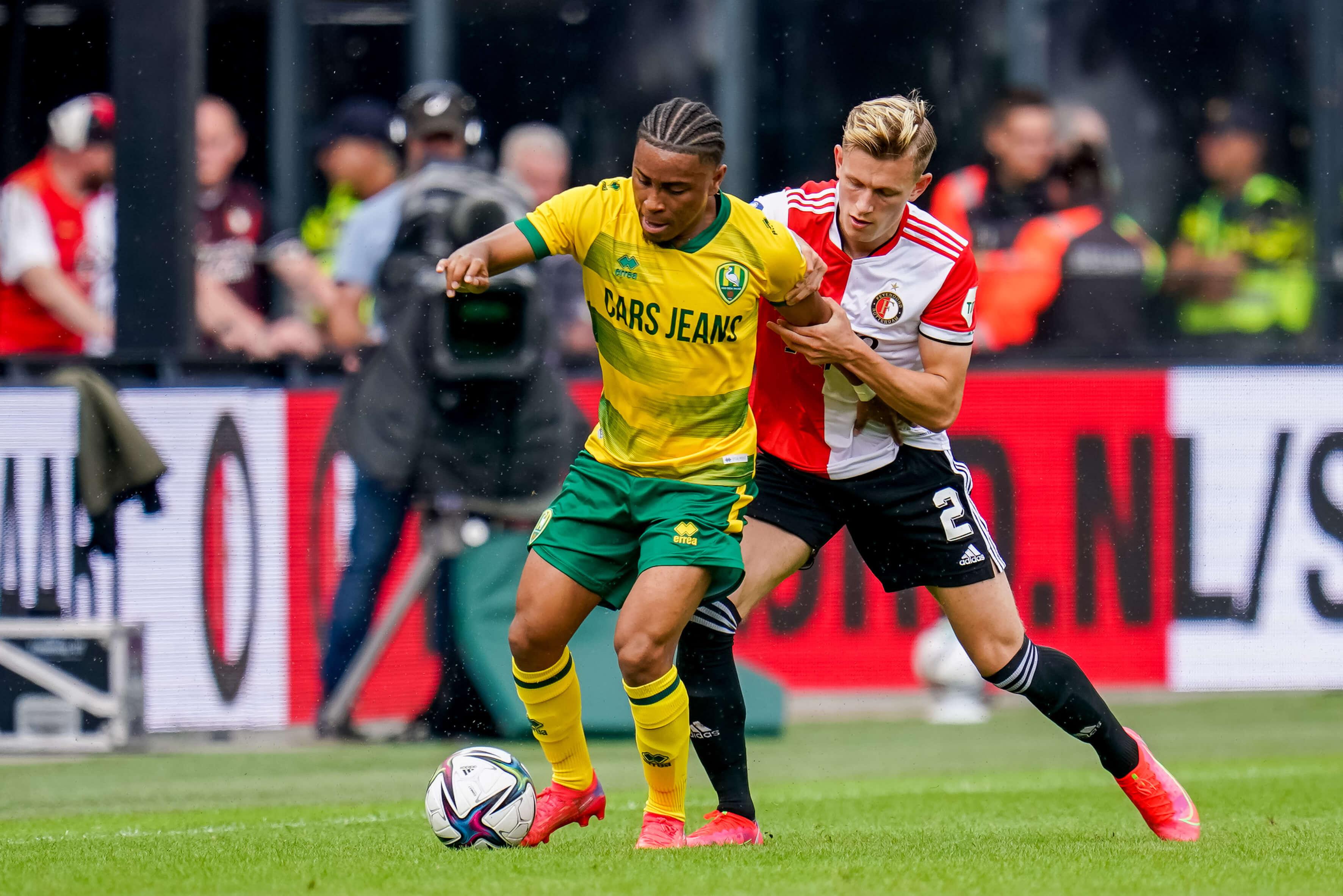 Zwak Feyenoord weet niet te winnen van ADO Den Haag; image source: Pro Shots