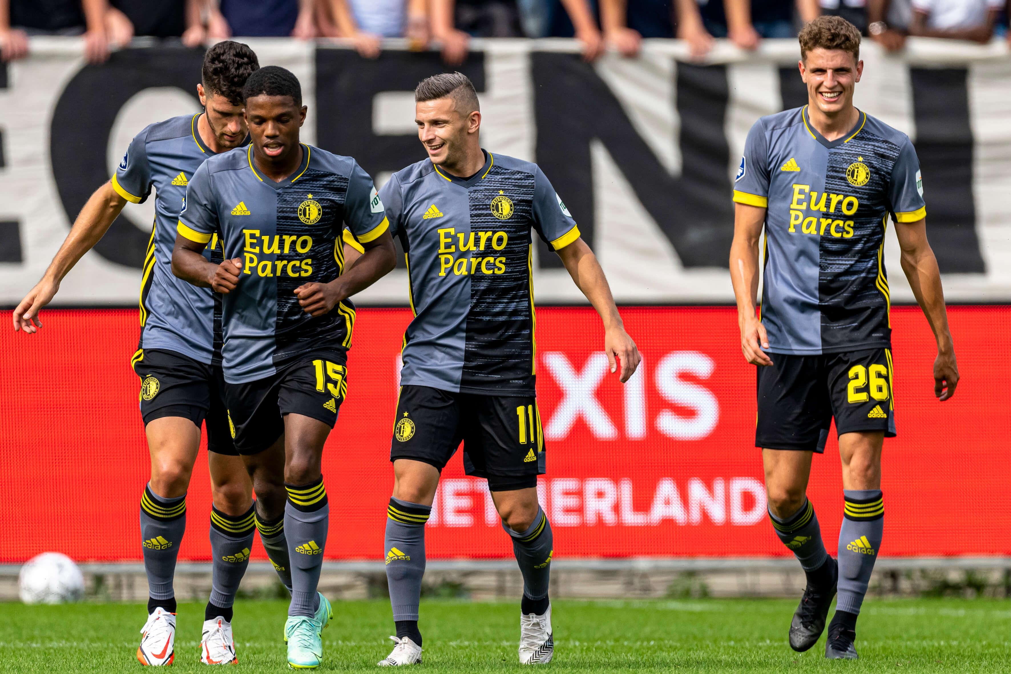 Energiek Feyenoord eenvoudig langs Willem II in openingswedstrijd; image source: Pro Shots