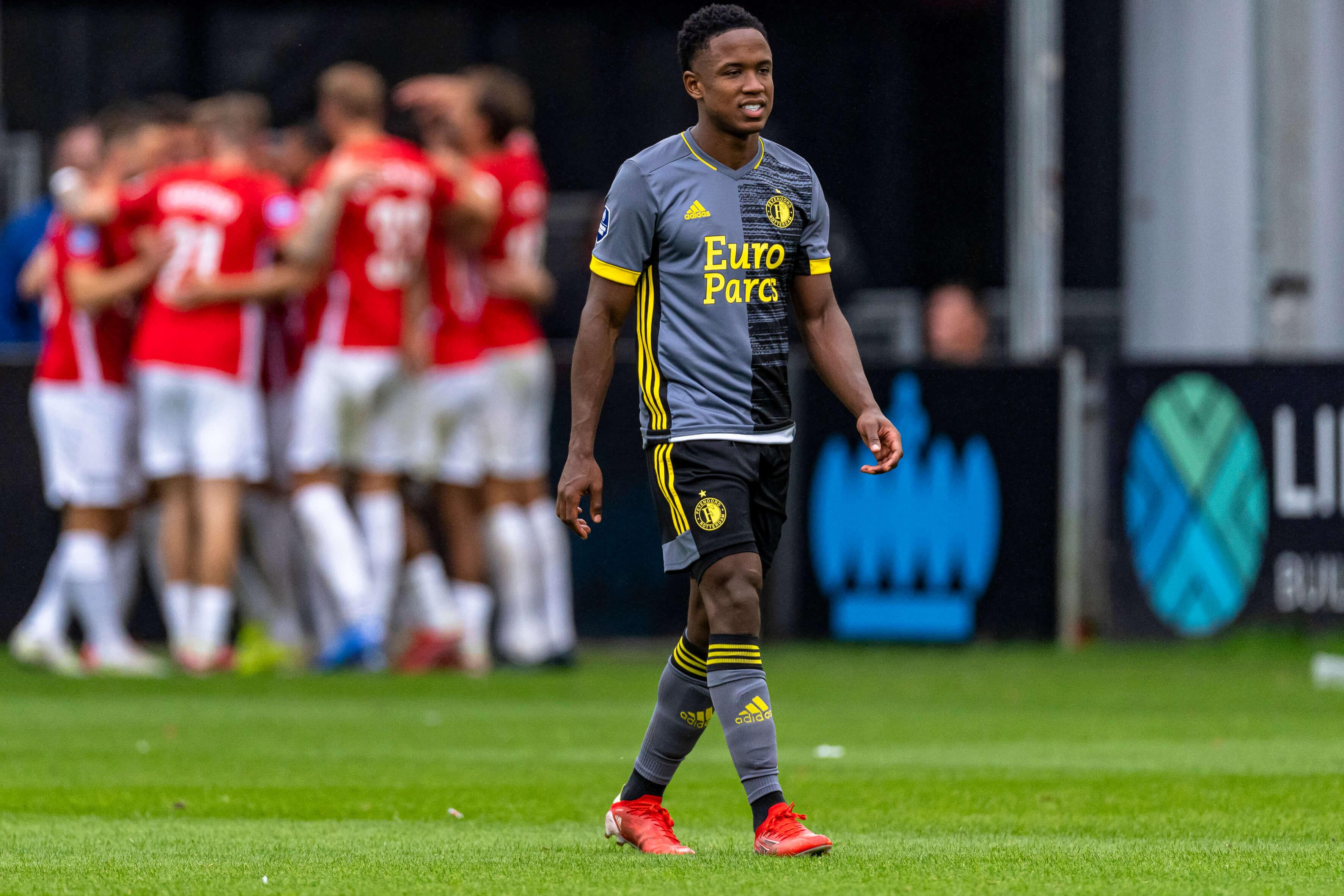 Teleurstellend Feyenoord kansloos onderuit tegen FC Utrecht; image source: Pro Shots