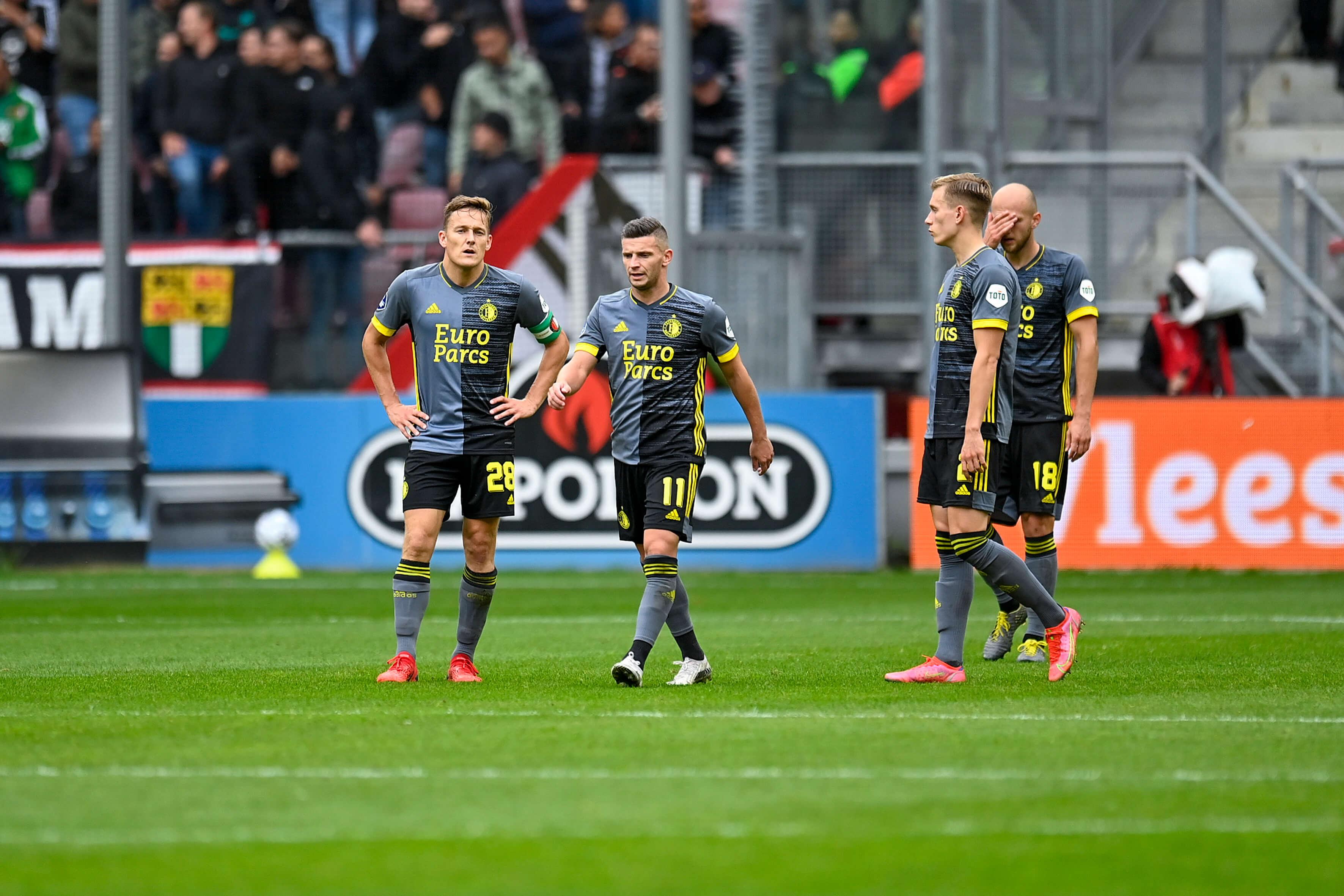 Feyenoord begint groepsfase Conference League met gelijkspel in Israël; image source: Pro Shots