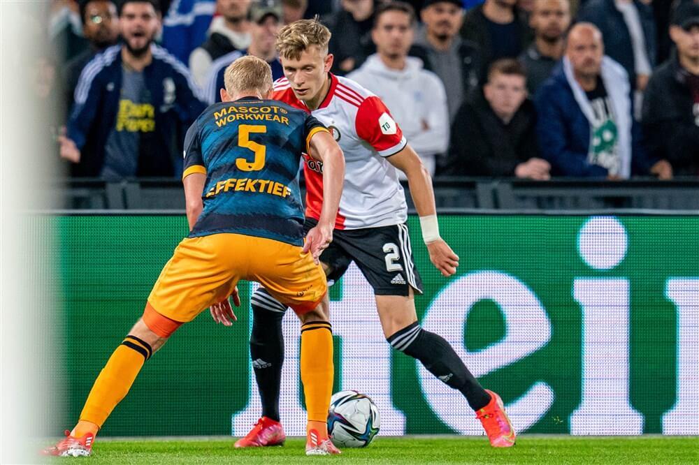 """""""Feyenoord oefent tegen De Graafschap in plaats van sc Heerenveen""""; image source: Pro Shots"""