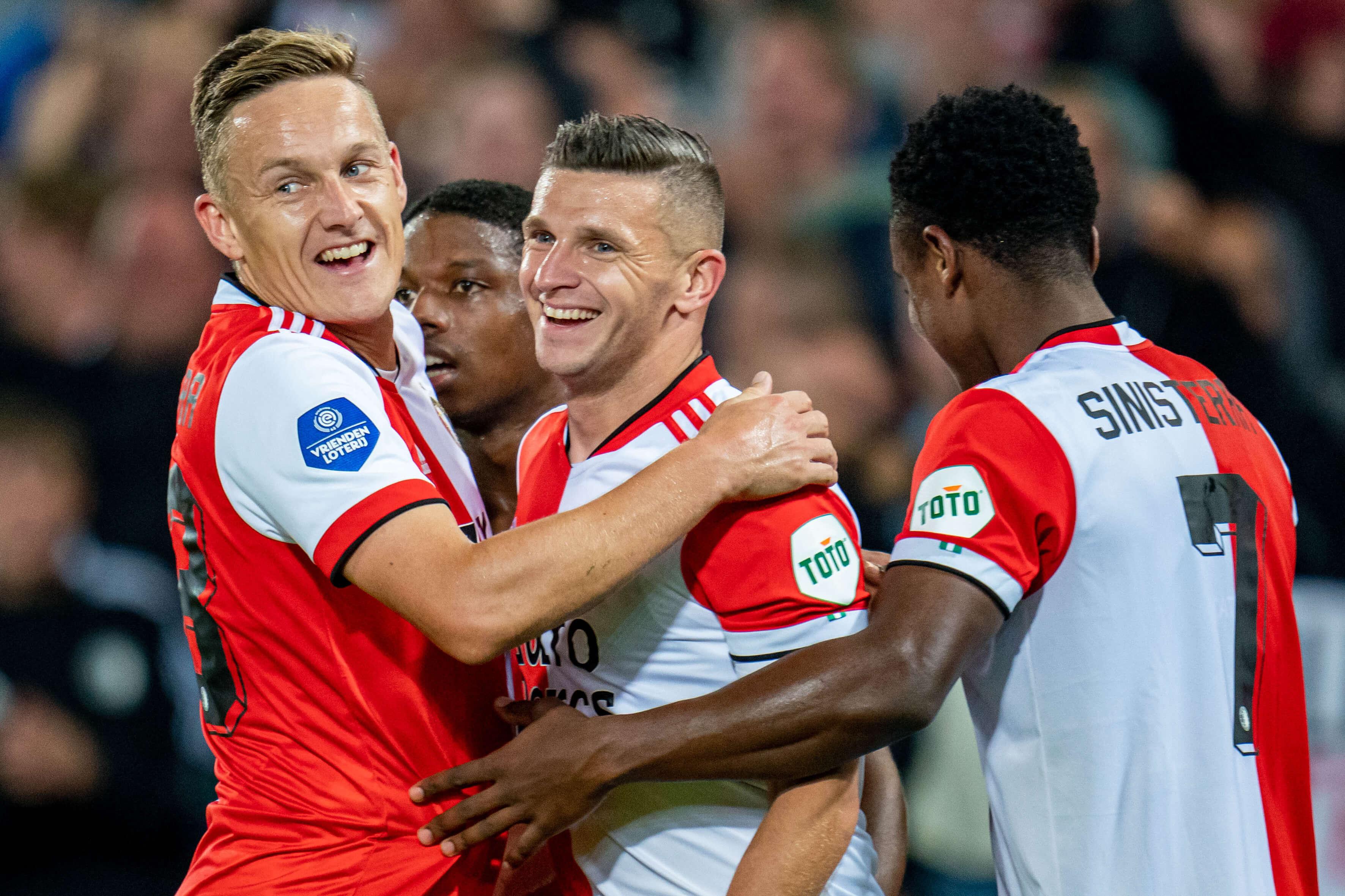 Feyenoord verlengt euforie en pakt drie punten tegen Heerenveen; image source: Pro Shots