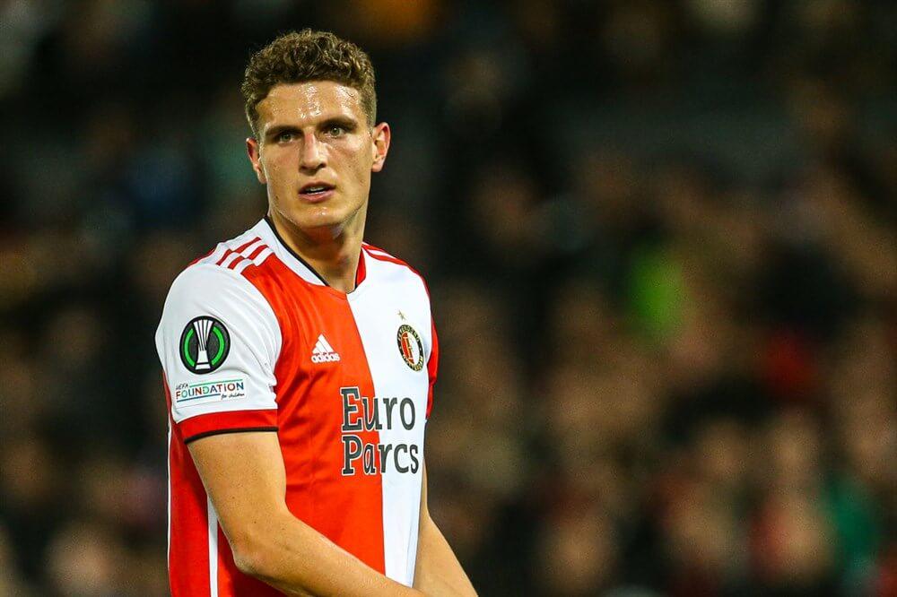 Guus Til Speler van de Maand in Eredivisie; image source: Pro Shots