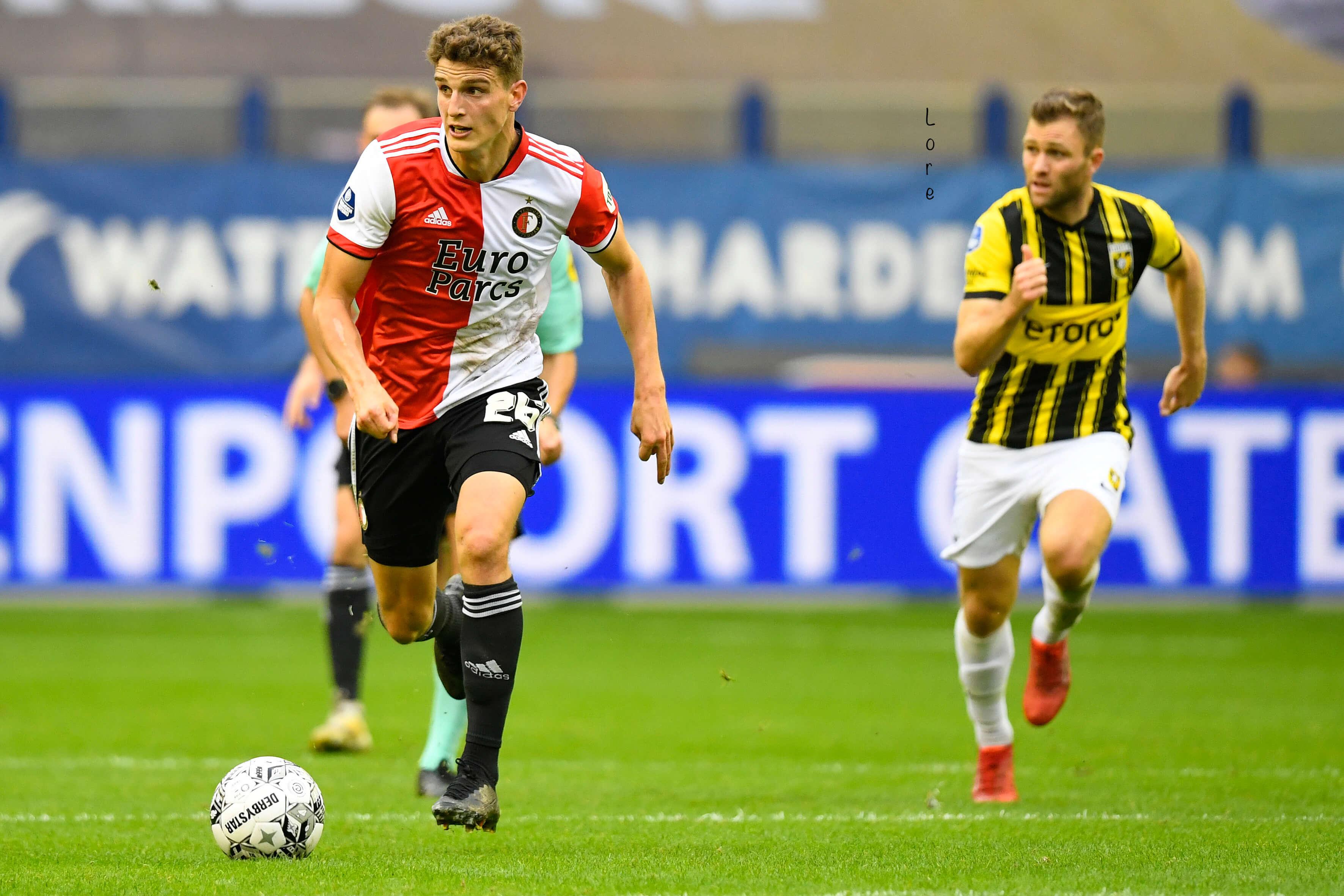Persoonlijke fouten doen Feyenoord de das om in Arnhem; image source: Pro Shots