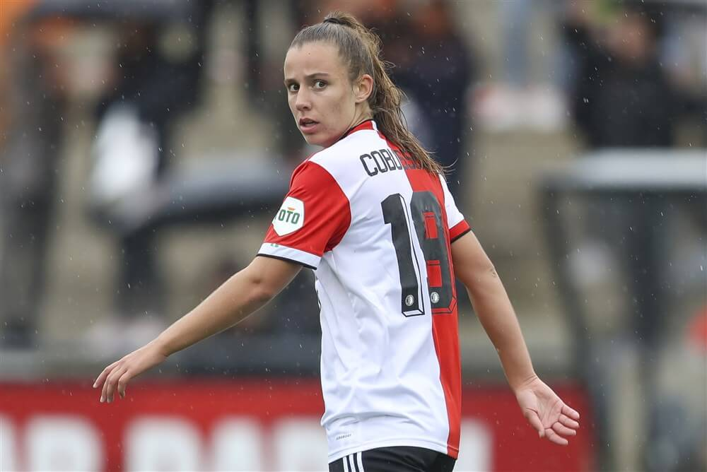 Feyenoord Vrouwen onderuit tegen PEC Zwolle; image source: Pro Shots