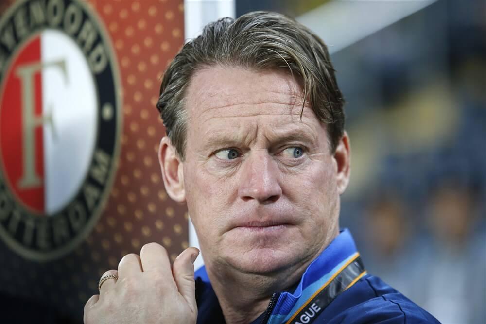 """Mario Been: """"Ik denk dat Feyenoord niet of nauwelijks onderdoet voor PSV""""; image source: Pro Shots"""