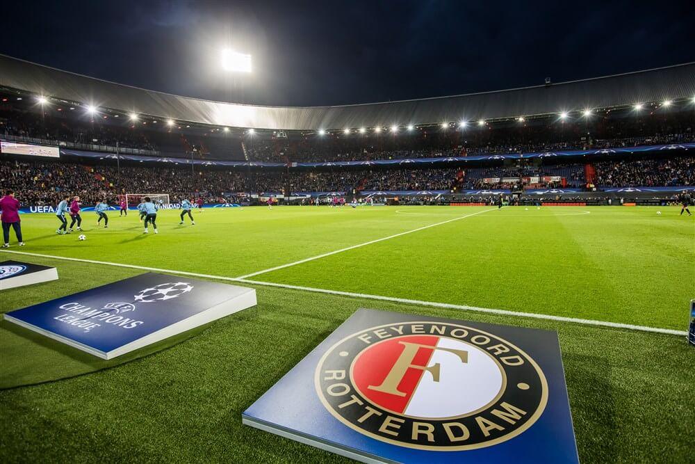 Voorronde wedstrijden Feyenoord live op Veronica; image source: Pro Shots