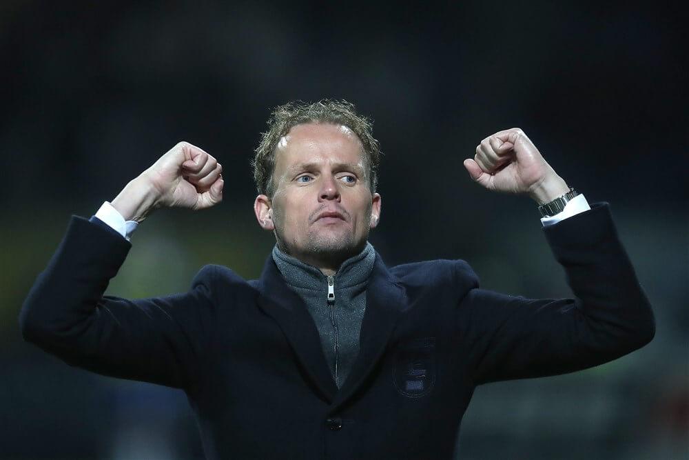 <b>Officieel: Sipke Hulshoff nieuwe trainer Feyenoord Onder 21</b>; image source: Pro Shots