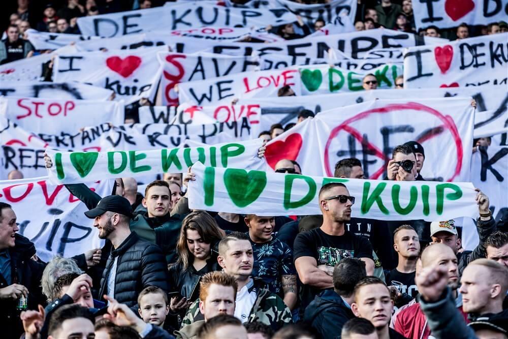 """""""Alleen 25 miljoen euro uit nieuwe stadion bij bereiken van Europese groepsfase""""; image source: Pro Shots"""