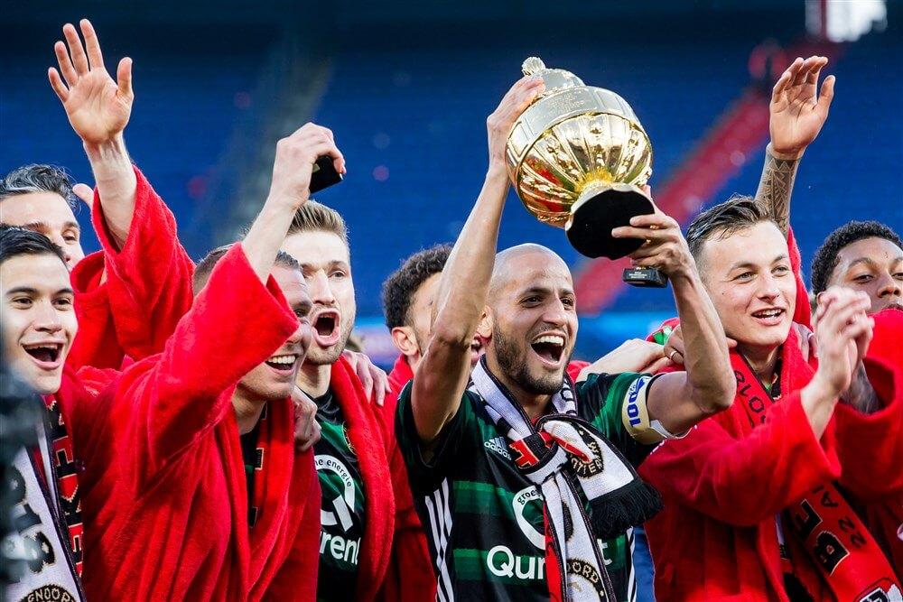 Feyenoord voor TOTO KNVB Beker op bezoek bij Cambuur; image source: Pro Shots