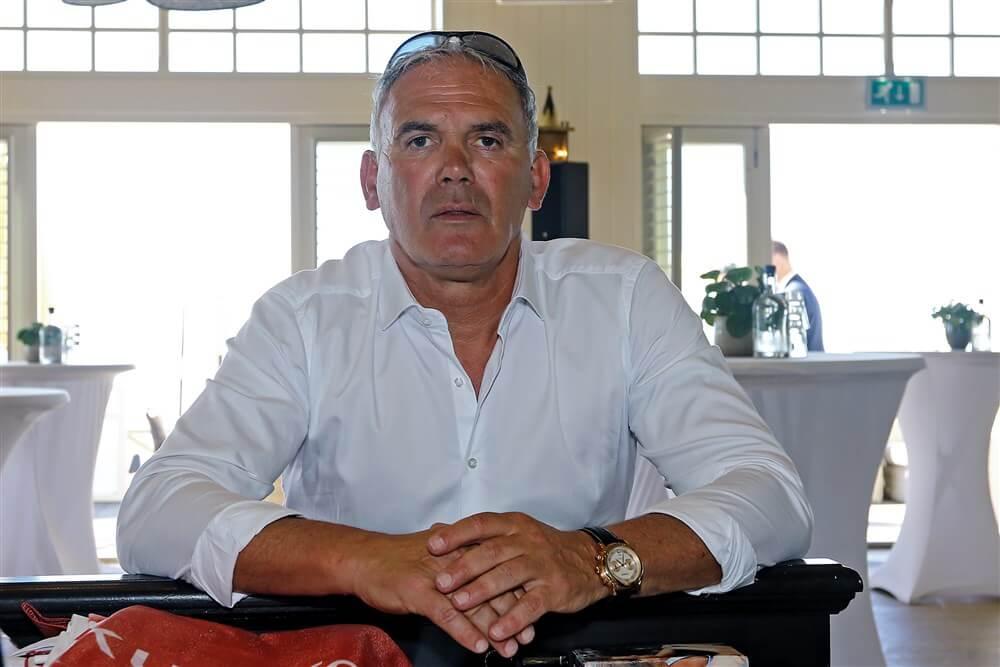 """Dick Advocaat: """"Ik hoop dat Sjaak Troost, op wat voor manier ook, betrokken blijft bij de club""""; image source: Pro Shots"""