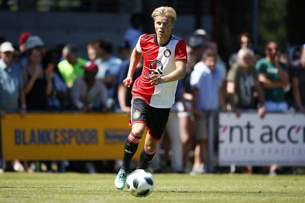 """""""Emil Hansson vertrekt naar Hannover 96""""; image source: Pro Shots"""
