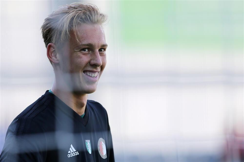 Ramón ten Hove komend seizoen op huurbasis naar FC Dordrecht; image source: Pro Shots