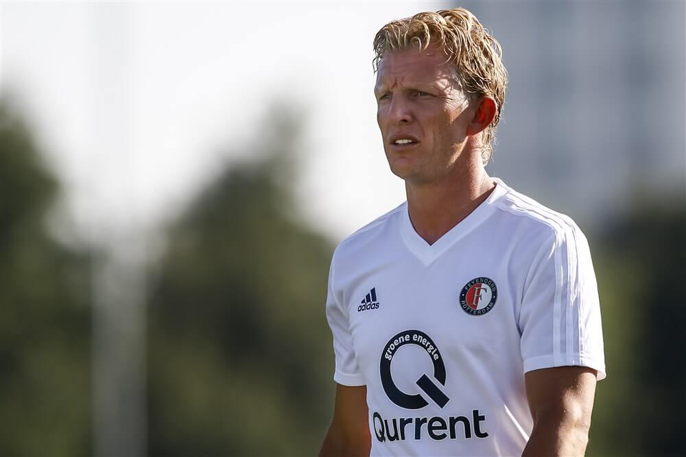 Dirk Kuyt per direct vertrokken bij Feyenoord; image source: Pro Shots