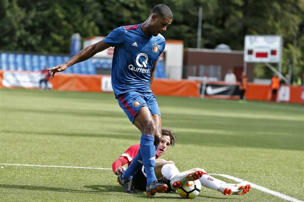 FC Dordrecht huurt komend seizoen ook Noah Lewis; image source: Pro Shots