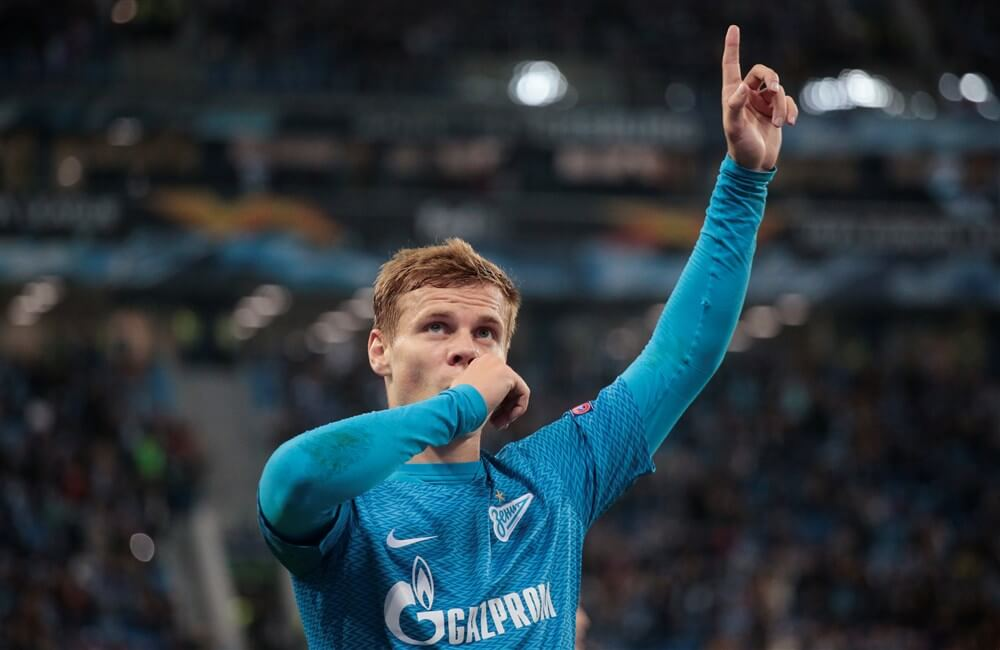 "[Update] ""Dick Advocaat bevestigt interesse in Aleksandr Kokorin""; image source: Pro Shots"