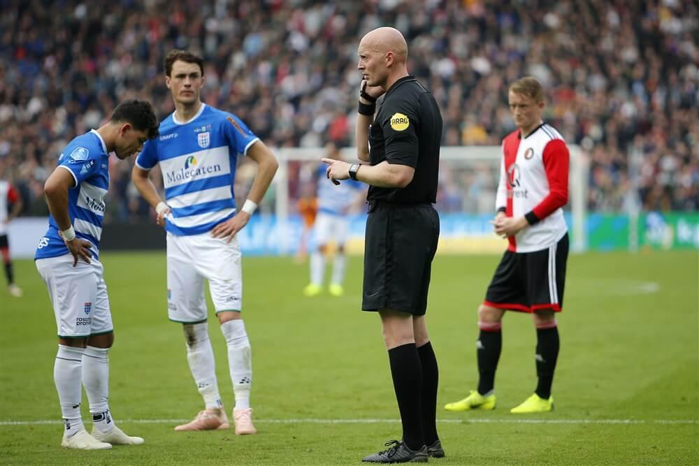 Siemen Mulder en Serdar Gözübüyük fluiten komende week wedstrijden van Feyenoord; image source: Pro Shots
