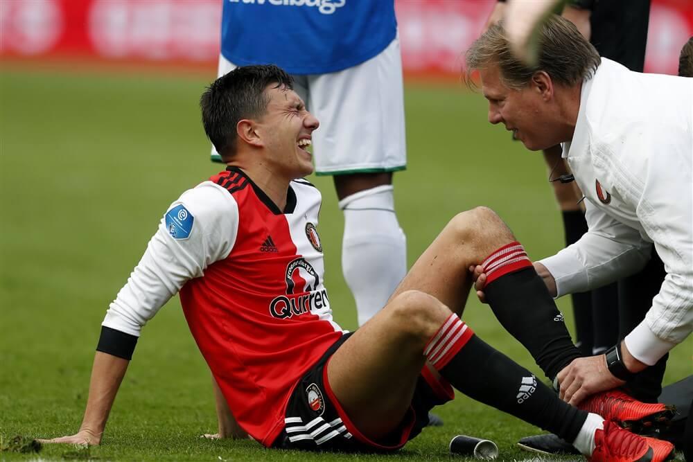 <b>Officieel: Steven Berghuis vertrekt bij Feyenoord</b>; image source: Pro Shots