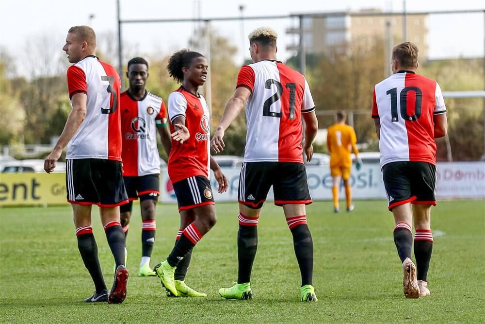Jong Feyenoord zonder vaste selectie in Reservecompetitie; image source: Pro Shots
