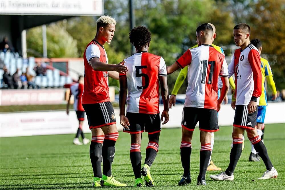 """""""Feyenoord lanceert nieuw plan voor competitie: Alle Jong-teams weer in eigen competitie""""; image source: Pro Shots"""