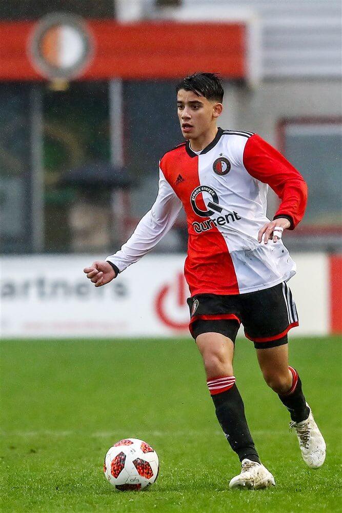 Feyenoord verlengt contract Gündüz; image source: Pro Shots