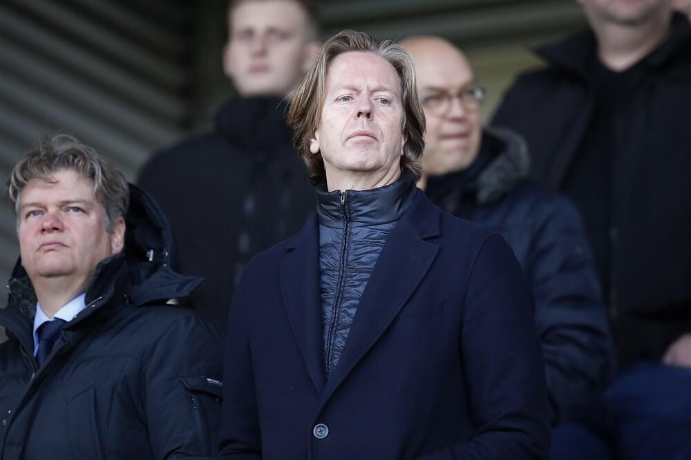 """""""Jan de Jong in China op zoek naar sponsors en investeerders voor Feyenoord City""""; image source: Pro Shots"""
