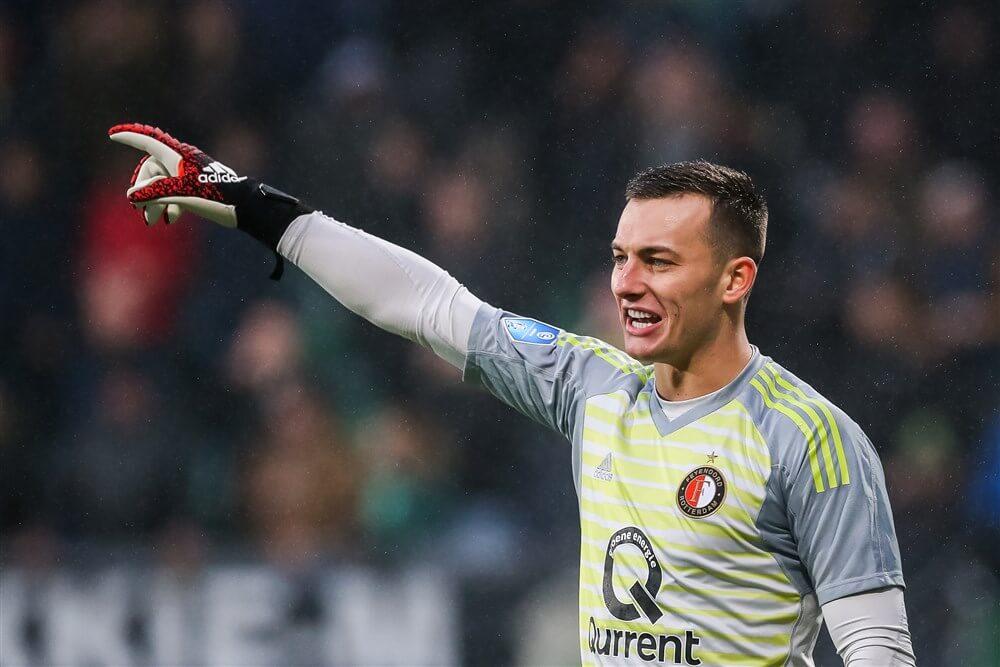 """Joop Hiele: """"Ik zou persoonlijk meer gaan kiezen voor de jeugd in de goal""""; image source: Pro Shots"""
