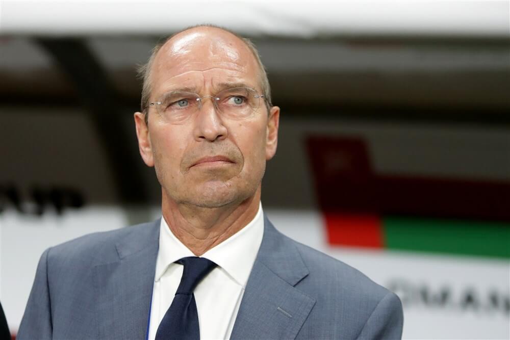 Voormalig Feyenoord-trainer Pim Verbeek overleden; image source: Pro Shots