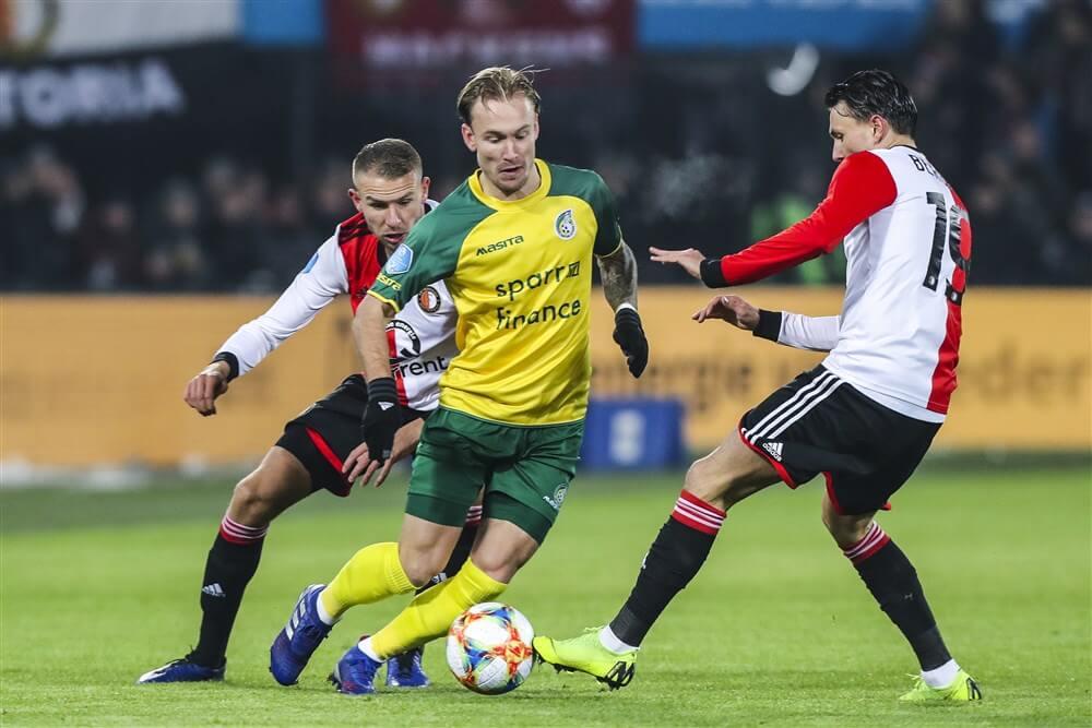 """""""Feyenoord meldt zich voor Mark Diemers""""; image source: Pro Shots"""