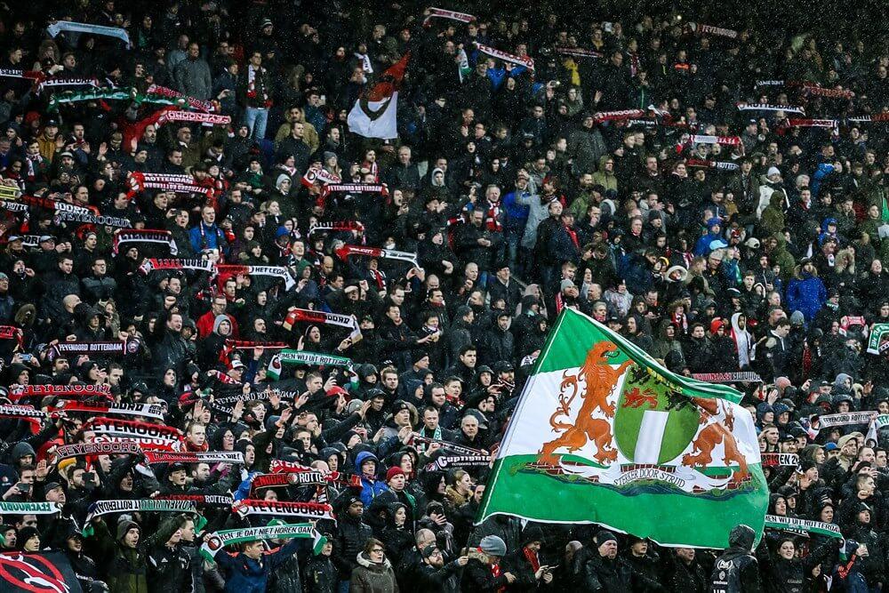 Feyenoord trekt banden met FSV De Feijenoorder aan; image source: Pro Shots