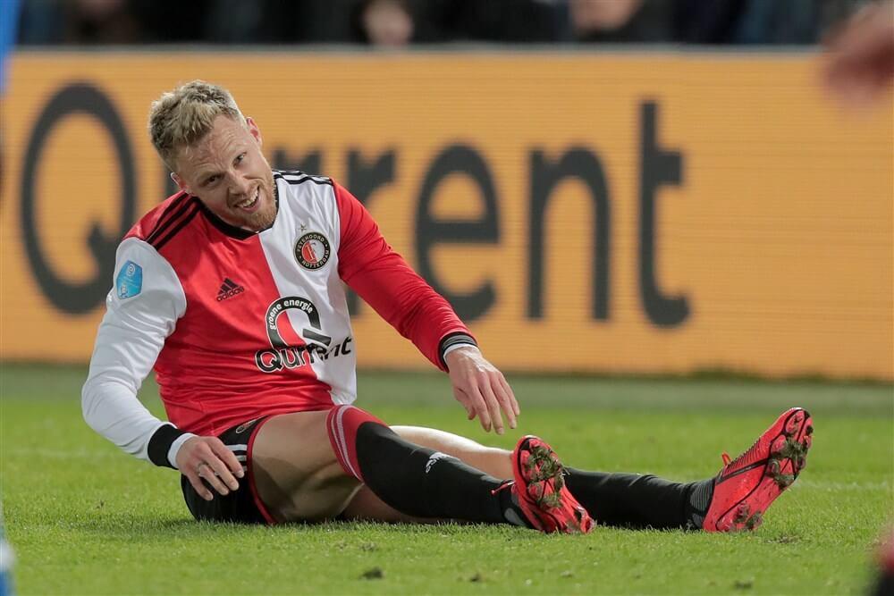 Probleem met knie Jørgensen houdt aan; image source: Pro Shots